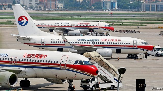 Chinese carriers are the new disrupters in air travel