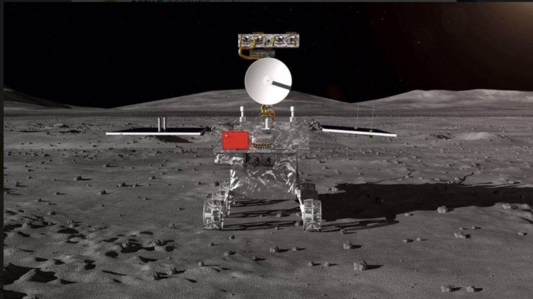 China moon mission: probe makes historic landing on far side of moon in important step for country's space programme