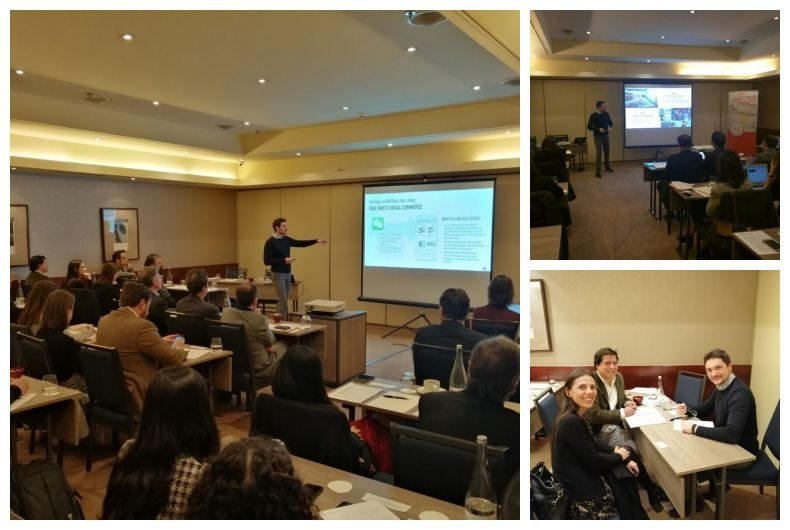 """E-commerce in China"" brings together companies in seminar organized by CCILC"