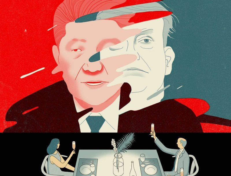 Donald Trump, China Savior? Some Chinese Say Yes
