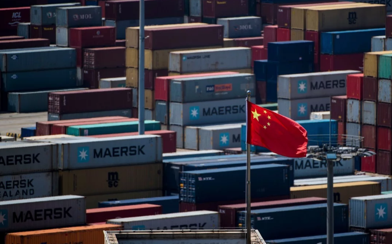China GDP growth last year was 6.1 per cent, slowest rate for 29 years