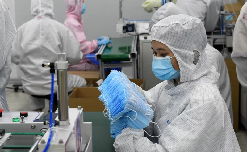 China bans export of test kits, medical supplies by firms not licensed to sell them at home