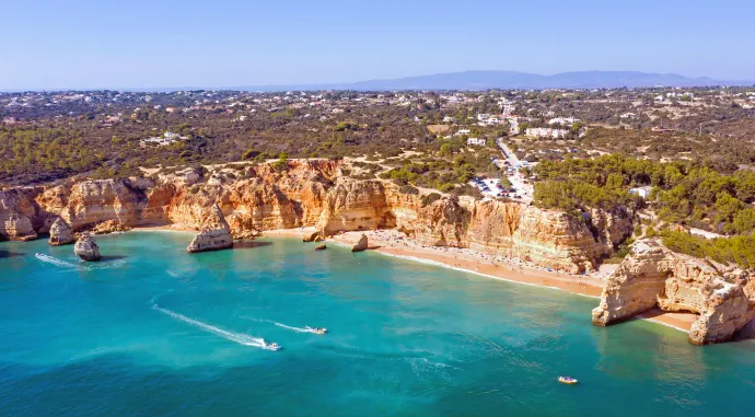 Hard times for Algarve's luxury property developments