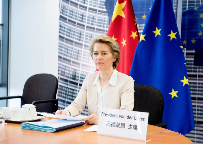 The future of trans-Atlantic collaboration on China: What the EU-China summit showed