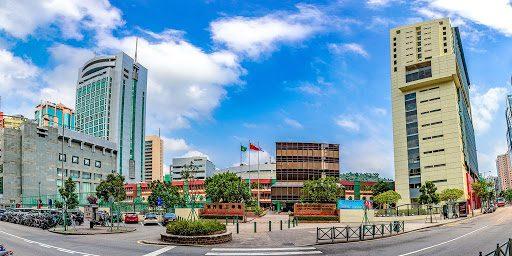 """澳门理工学院举办""""大湾区及中国与葡语国家学术合作""""学术讲座"""