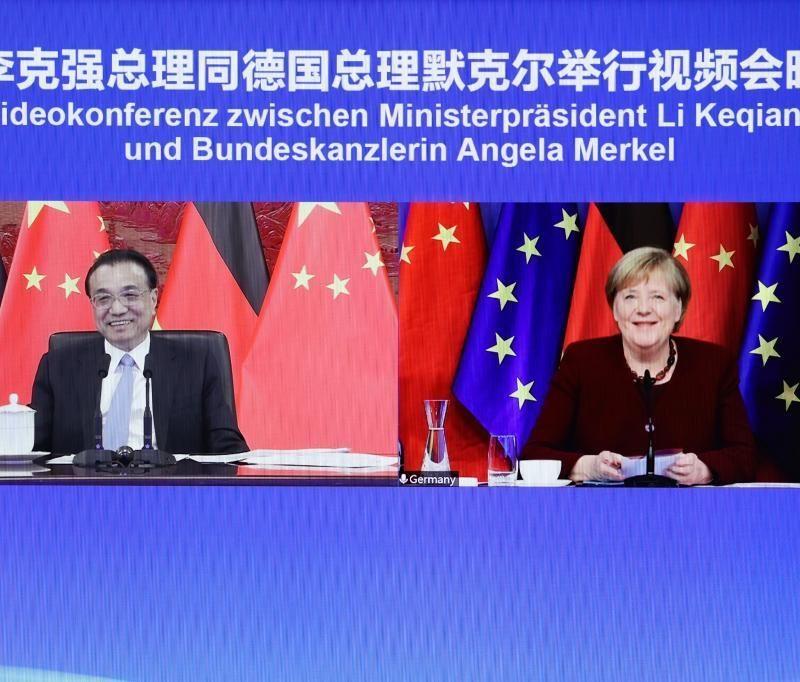 China quer manter mesma relação com a Alemanha pós-Merkel