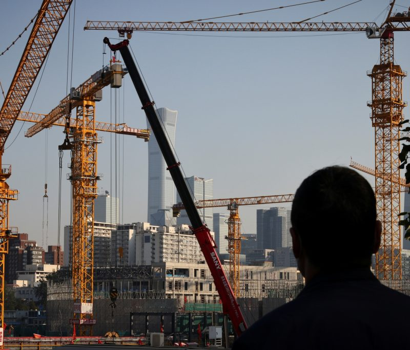 Energia e imobiliário abrandam crescimento económico da China