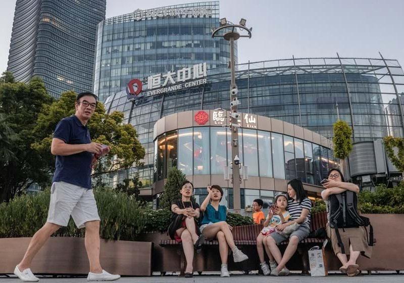"""Banco central da China diz que riscos da Evergrande são """"controláveis"""" e afasta contágio"""